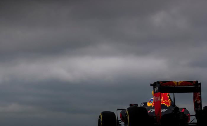 Red Bull en Silverstone
