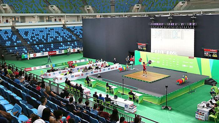 Riocentro es una de las principales sedes de los Juegos Olímpicos de 2016
