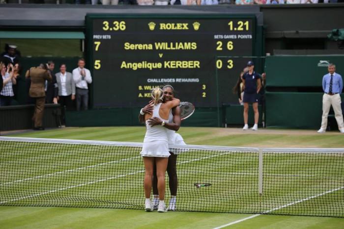 Serena Williams gana Wimbledon 2016 - 2