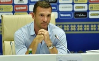 Andriy Shevchenko es el nuevo seleccionador de Ucrania
