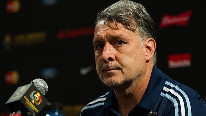 Gerardo Martino deja la selección argentina