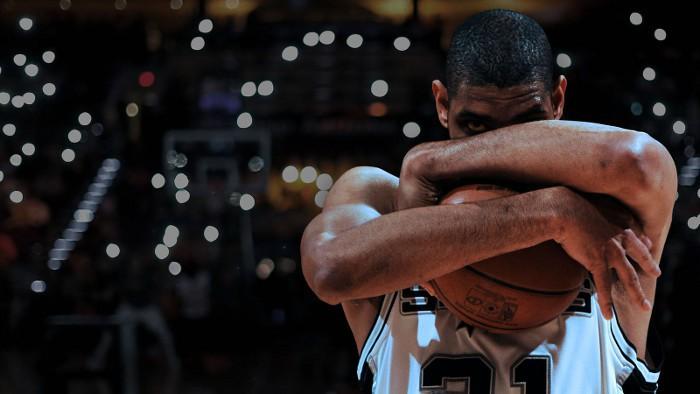 Tim Duncan ha anunciado su retirada del baloncesto