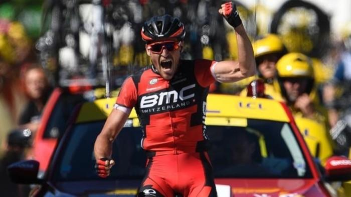 Van Avermaet es el nuevo líder del Tour de Francia 2016