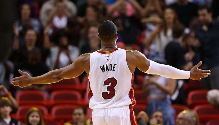 Wade jugará en Chicago, su ciudad natal