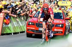 Tour de Francia 2016: victoria para Ilnur Zakarin en la etapa 17