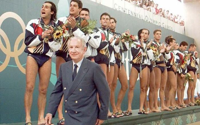 Olimpismo: Hoy, hace 20 años, el waterpolo español se bañaba en oro.