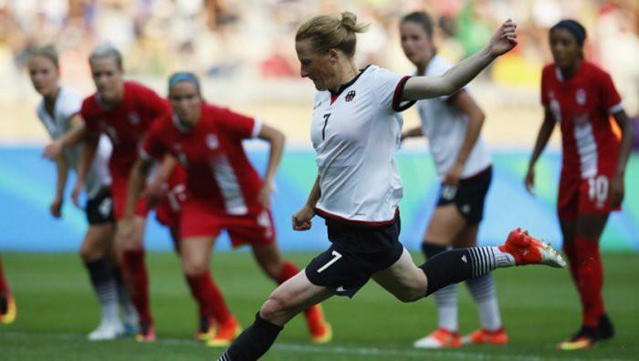 Alemania también se mete en la final en mujeres