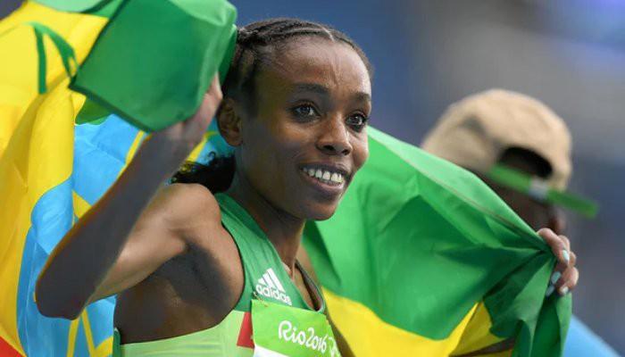 Almaz Ayana pulverizó el récord del diez mil