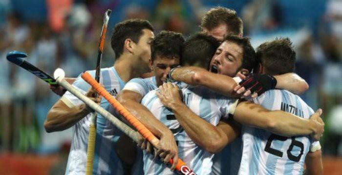 Argentina ganó su primer oro en hockey