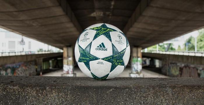El nuevo balón de la Champions para la temporada 2016-2017