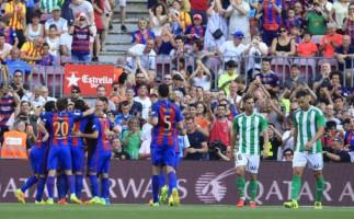 Liga Española 2016-2017 1ª División: resultados y clasificación de la Jornada 1