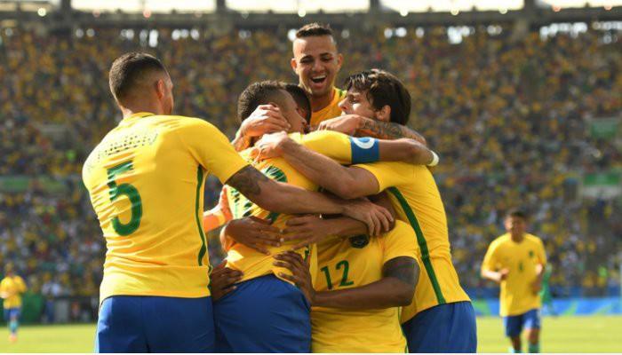 Brasil cerca de conseguir un oro olímpico en fútbol