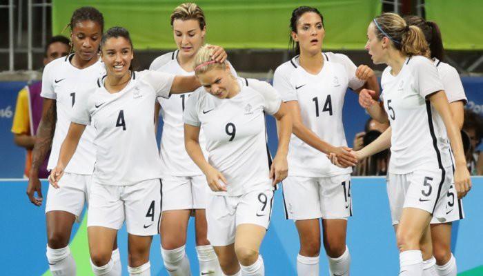 Canadá es equipo de octavos de final en fútbol