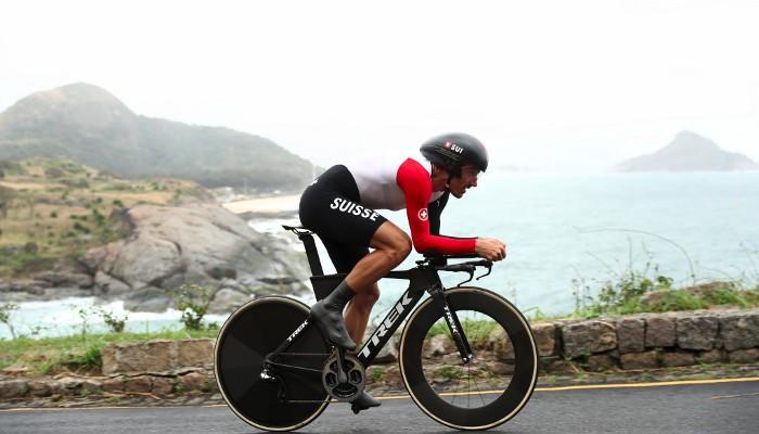 Cancellara ganó el oro en contrarreloj