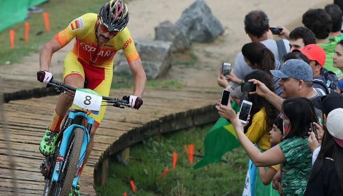Carlos Coloma cerró el medallero español con un bronce