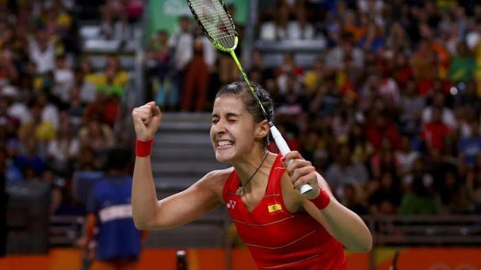 Carolina Marín ha conseguido un oro histórico en bádminton