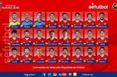 La primera lista de Lopetegui, sin Íker Casillas