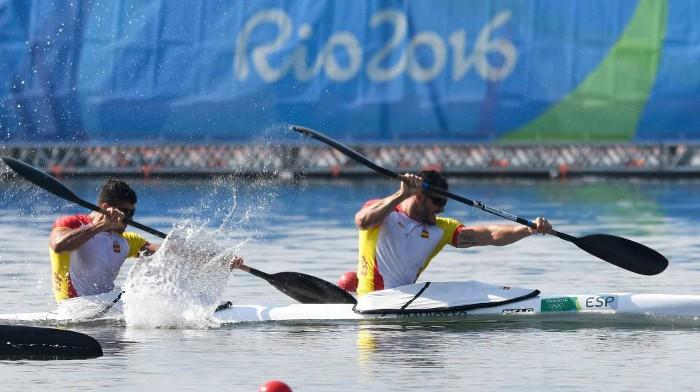 La pareja Craviotto y Toro ganó el quinto oro para España en Río 2016