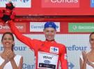 Vuelta a España 2016: David de la Cruz consigue la primera victoria española