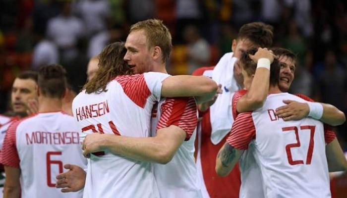 Dinamarca ganó su primer oro en balonmano