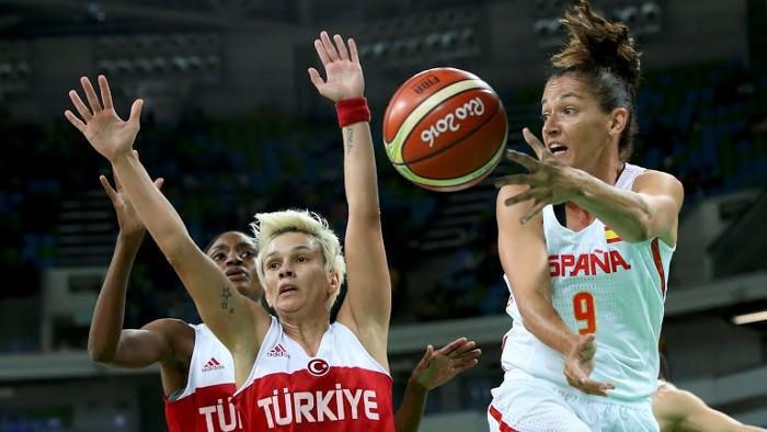 El basket femenino estará en semifinales de los Juegos