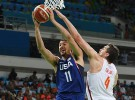 JJOO Río 2016: España no puede con Estados Unidos y luchará por el bronce con Australia