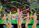 JJOO Río 2016: la gimnasia rítimica española consigue medalla veinte años después
