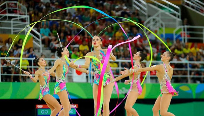 La gimnasia rítmica española volvió a conseguir medalla veinte años después