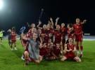 España se queda otra vez a las puertas del título en el Europeo sub 19 femenino