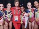 JJOO Río 2016: Japón y Estados Unidos se llevan el oro por equipos en gimnasia