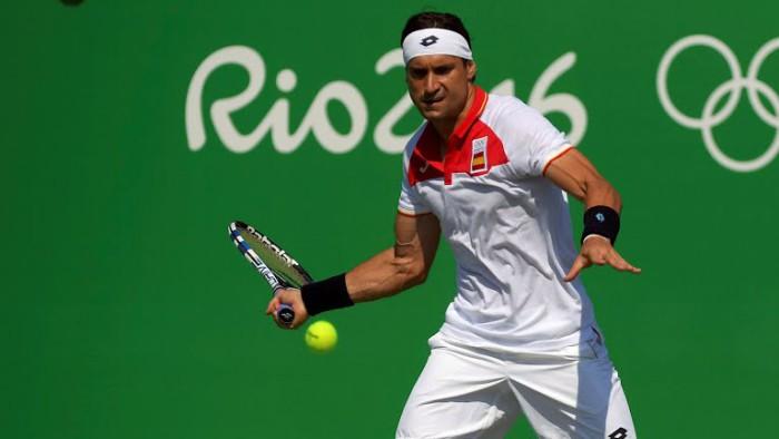 Ferrer avanza en singles y en dobles en los Juegos