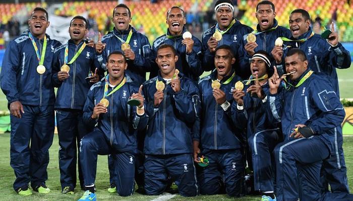 JJOO Río 2016: Fiji gana el oro en rugby masculino, con España décima