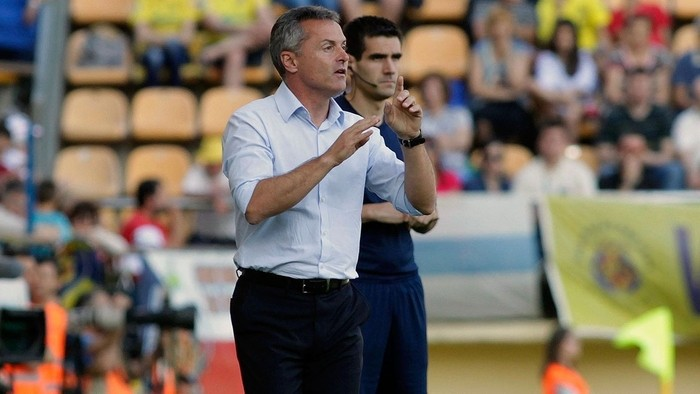 Fran Escribá, nuevo entrenador del Villarreal tras la sorprendente salida de Marcelino