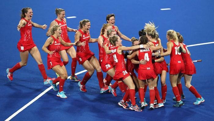 Gran Bretaña ganó su primer oro en hockey