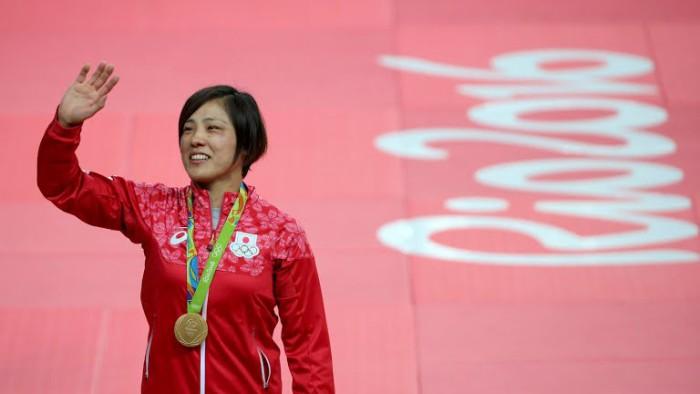 Tachimoto logró uno de los oros para Japón en judo
