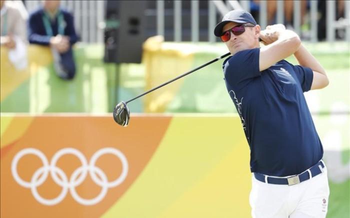 Justin Rose en Rio