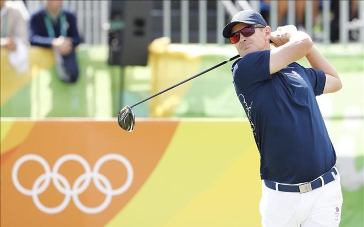 JJOO Río 2016: oro para Justin Rose en golf, Rafa Cabrera 5º y Sergio García 8º