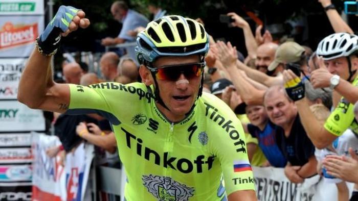 Giro de Italia 2012: Kreuziger gana la etapa y Purito conserva la maglia rosa