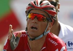 Vuelta a España 2016: Nairo Quintana sale de líder de La Camperona, donde gana Lagutin