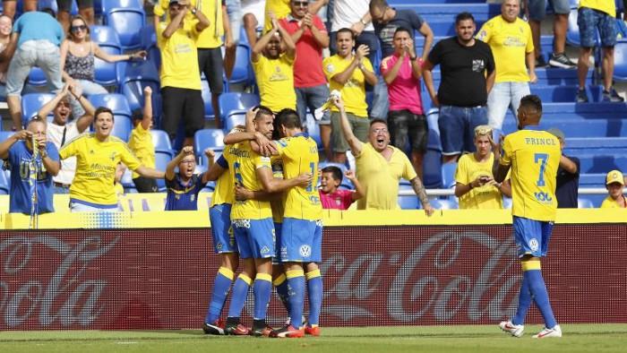 Liga Española 2016-2017 1ª División: resultados y clasificación de la Jornada 2