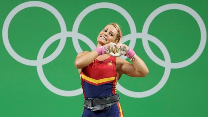 Lydia Valentín consigue una medalla de bronce