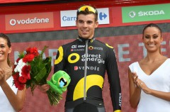Vuelta a España 2016: victoria para Calmejane y liderato para Atapuma
