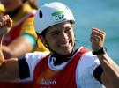 JJOO Río 2016: Maialen Chorraut se baña en oro