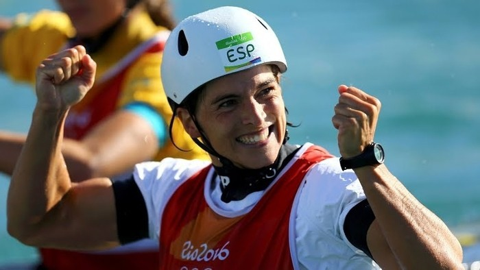 Maialen Chorraut consigue un nuevo oro para España