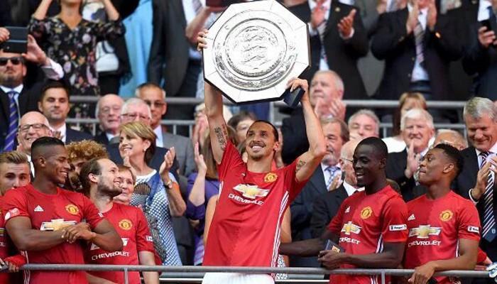 El United ganó la Community Shield de 2016