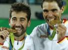 JJOO Rïo 2016: Marc López y Nadal, un dobles de oro que suma la quinta medalla