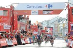 Vuelta a España 2016: Meersman se lleva en Lugo su segunda victoria