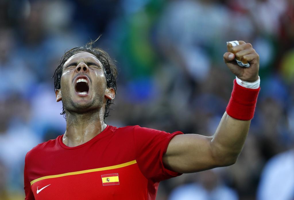 JJOO Río 2016: Rafa Nadal, Murray y Nishikori a semifinales, Del Potro elimina a Bautista