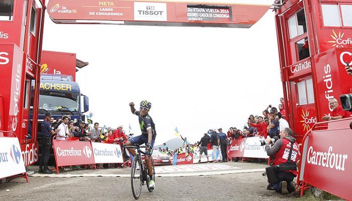 Nairo Quintana ganó en