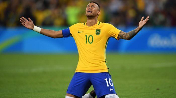 Neymar ayudó a Brasil a ganar el oro olímpico